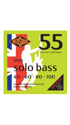ROTOSOUND SM55 STAINLESS STEEL