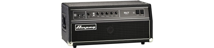 Power Amp - Heads - Cabinets