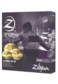ZILDJIAN PLANET PLZ4PK PACK
