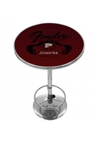 FENDER 42 PUB TABLE TOPHAT RED