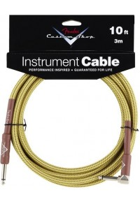 FENDER CUSTOM SHOP SERIES ANGLE CABLE TW 3,00 MT
