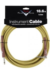 FENDER CUSTOM SHOP SERIES ANGLE CABLE TW 5,5 MT