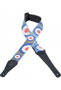 LEVY'S MPD2-005 TRACOLLA POLYESTER - GUITAR STRAP