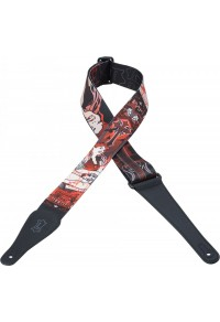 LEVY'S MPD2-008 TRACOLLA POLYESTER - GUITAR STRAP