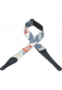 LEVY'S MPD2-016 TRACOLLA POLYESTER - GUITAR STRAP