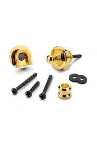 SCHALLER SECURITY LOCKS GOLD