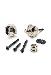 SCHALLER SECURITY LOCKS NICKEL