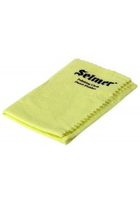 SELMER POLISHING CLOTH FOR SILVER PLATED FINISHES