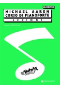 AARON CORSO DI PIANOFORTE LEZIONI TERZO GRADO