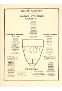 AGOSTINI SOLFÈGE RYTHMIQUE 1