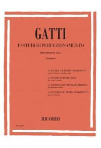 GATTI 10 STUDI DI PERFEZIONAMENTO