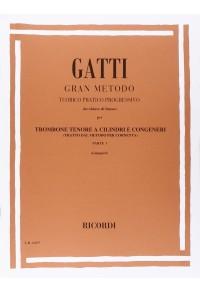 GATTI GRAN METODO TEORICO PRATICO PROGRESSIVO 1