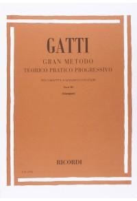 GATTI GRAN METODO TEORICO PRATICO PROGRESSIVO 3