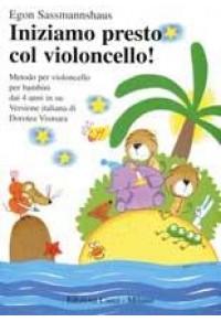 INIZIAMO PRESTO COL VIOLONCELLO 1