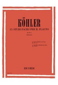 KOHLER STUDI Op. 33 Vol. 1