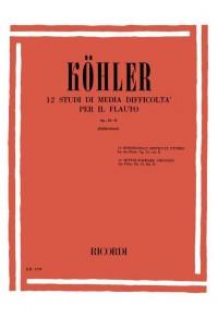 KOHLER STUDI Op. 33 Vol. 2