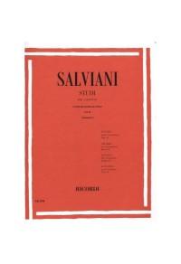 SALVIANI STUDI PER SAXOFONO 2