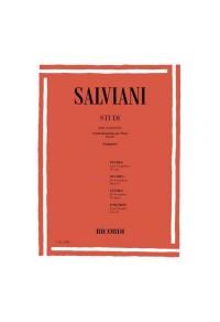 SALVIANI STUDI PER SAXOFONO 4