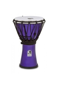 "TOCA DJEMBE 7"" FREESTYLE METALLIC INDIGO"
