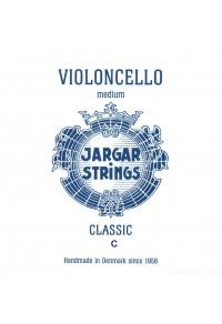 JARGAR CLASSIC CELLO STRING C MEDIUM