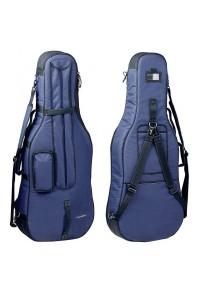 GEWA CELLO GIG BAG PRESTIGE BLUE