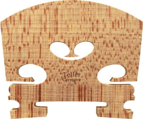 TELLER VIOLIN BRIDGE STANDARD 1/2