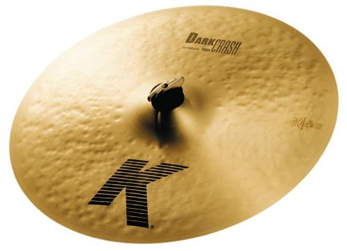 "ZILDJIAN K0901 - 15"" K DARK CRASH THIN"